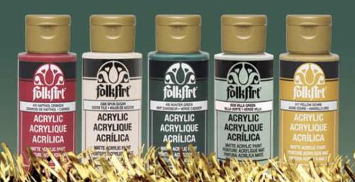 FolkArt Multi-Surface Acrylic Paint