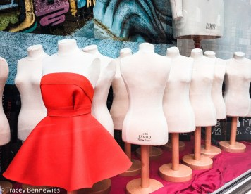Mannequin Monday: #46 - My red dress