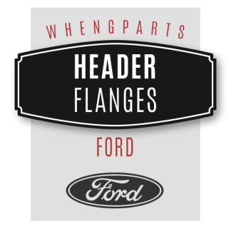 Ford Header Flanges