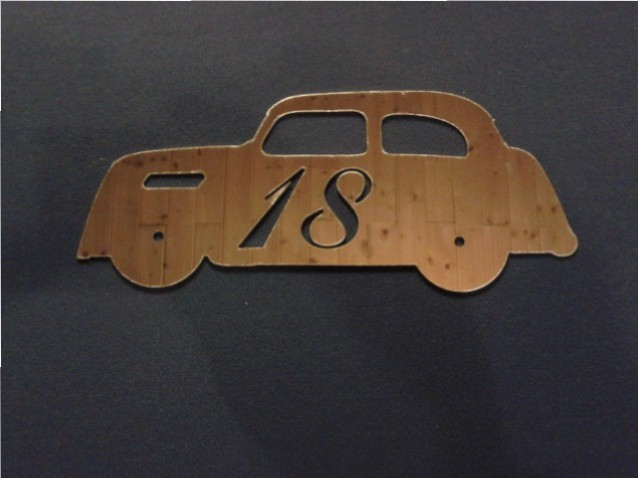 House Number: Unchopped Ford Pop