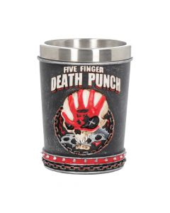 Death Punch Shot Glass