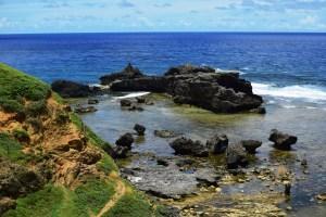 Alapad Rock Formation Batanes