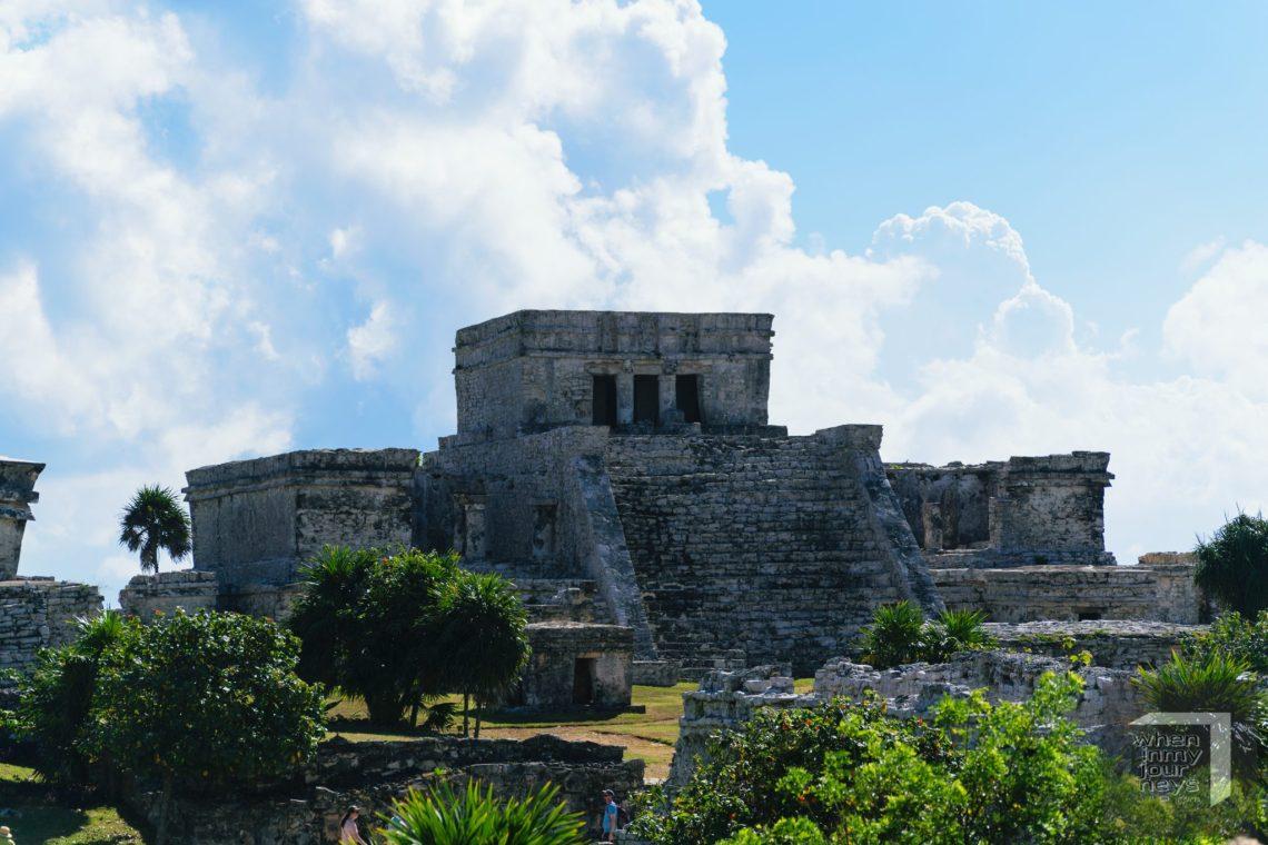 El Castillo Tulum Ruins