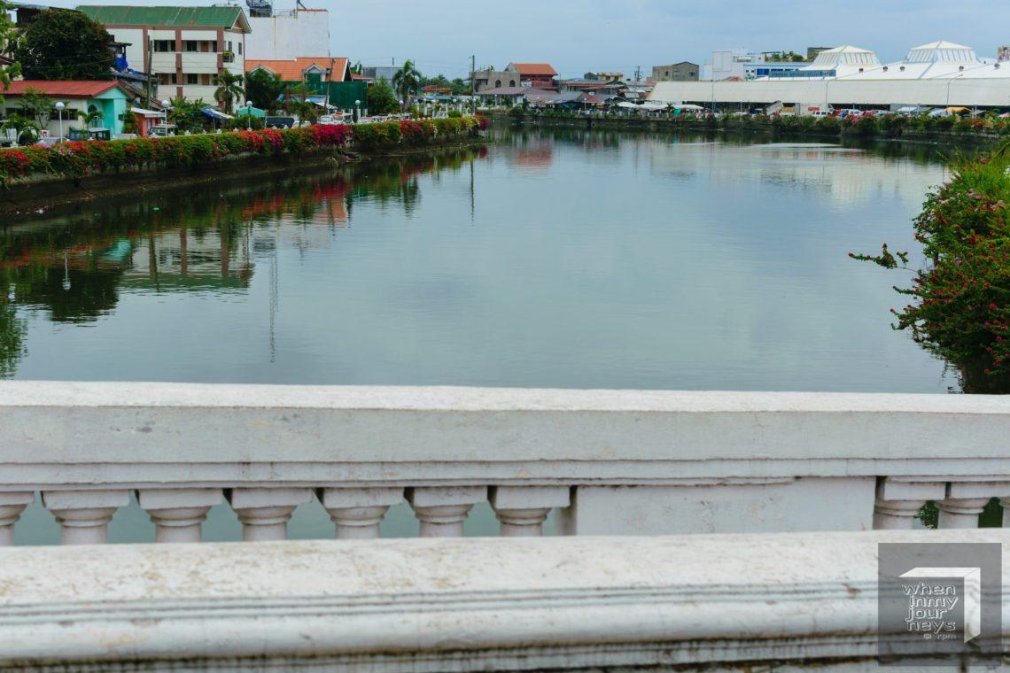 Roxas City Bridge & Panay River