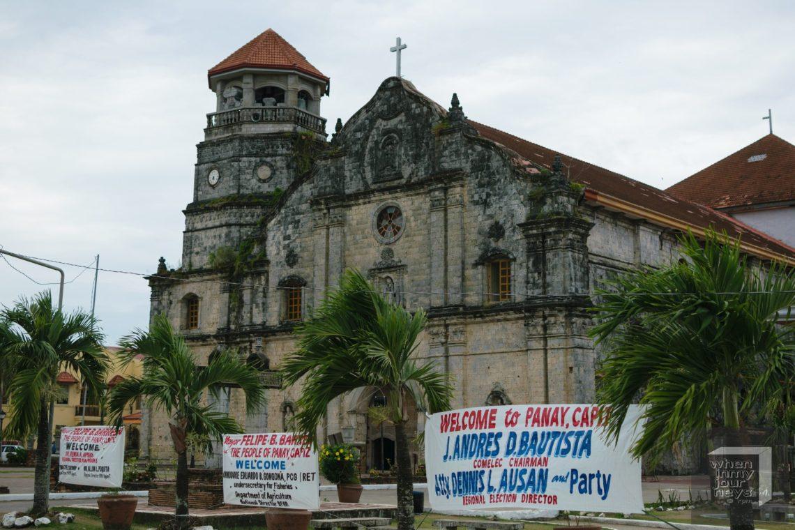 Panay Church – Sta. Monica Parish Church 11