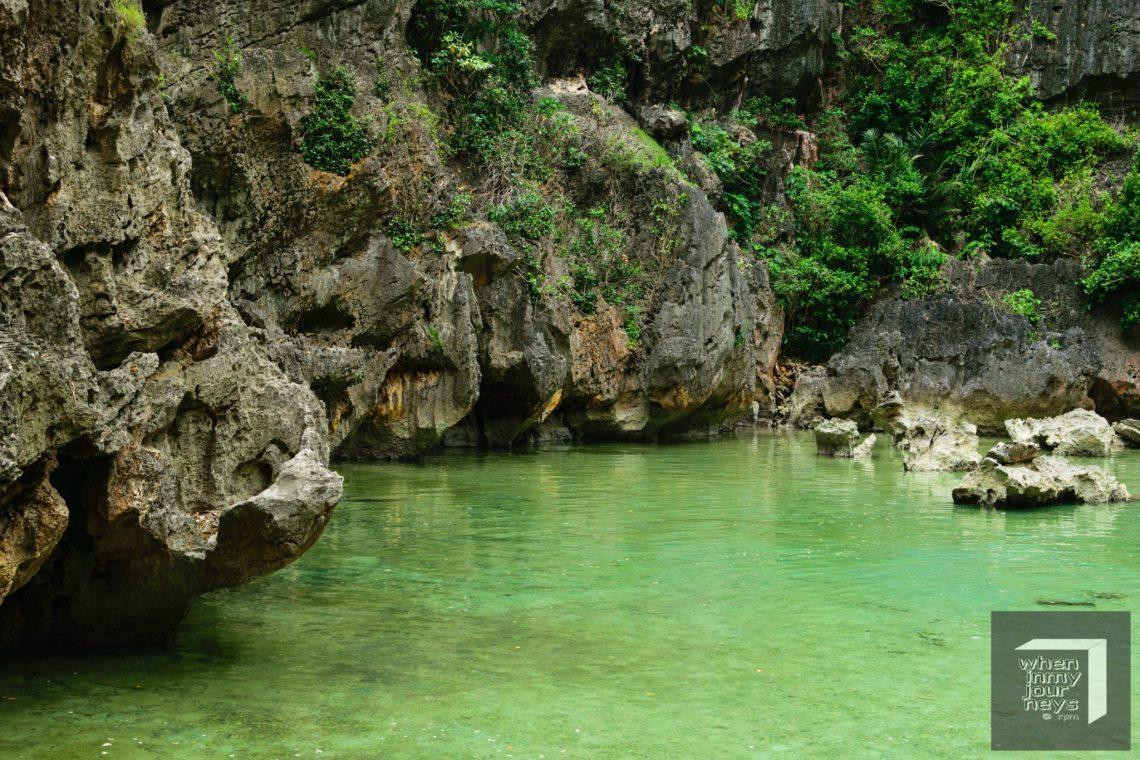 Tangke Lagoon Gigantes Island 7