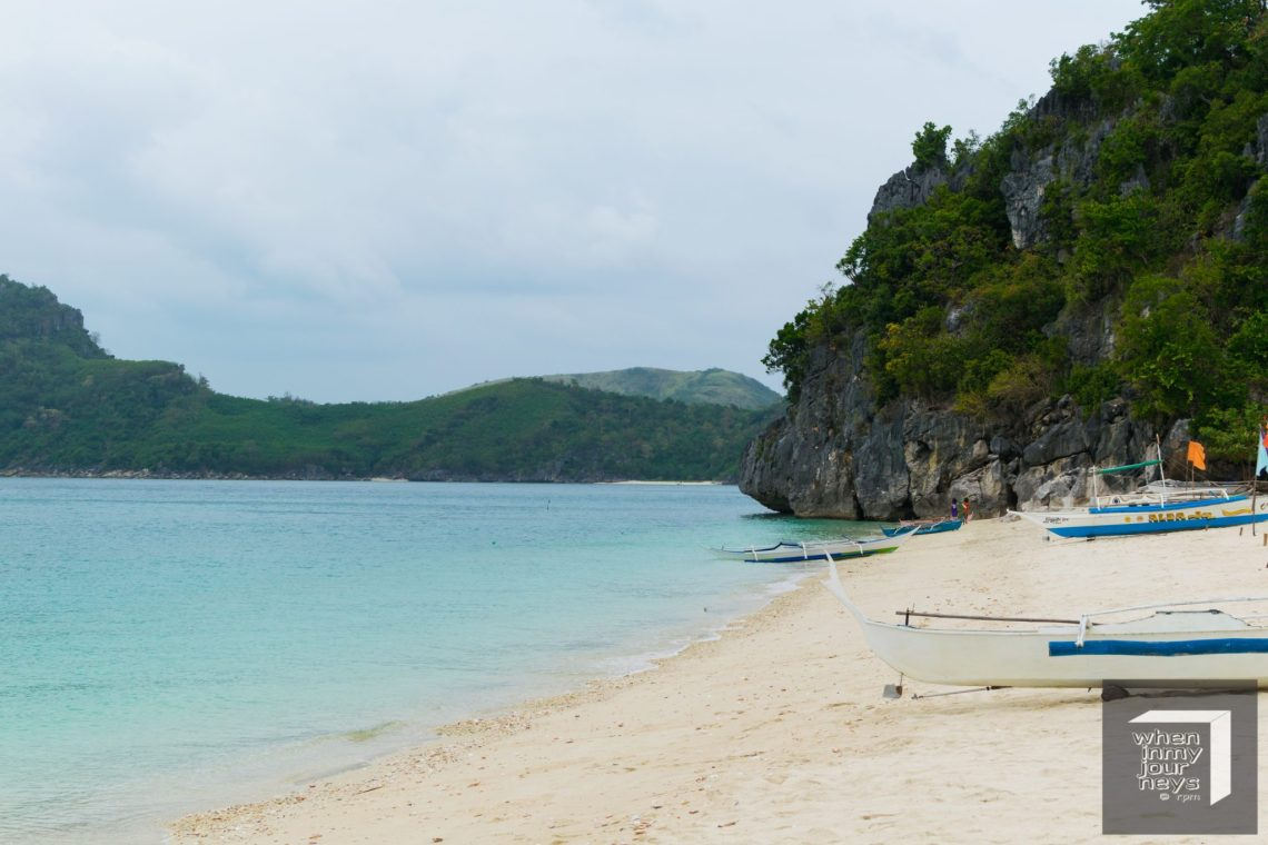 Antonia Beach Gigantes Island 2