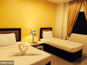 Urban Manor Hotel Annex Capiz - TravelBook