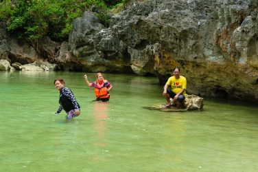 Islas de Gigantes Tangke Saltwater Lagoon 15