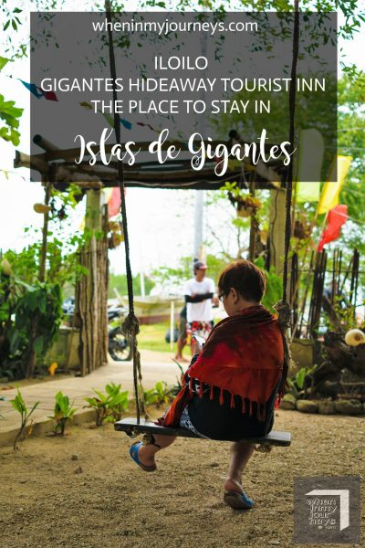 Gigantes Hideaway Tourist Inn The Place to Stay in Islas de Gigantes Portrait