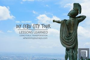 Cebu DIY Cebu City Tour - Part 1