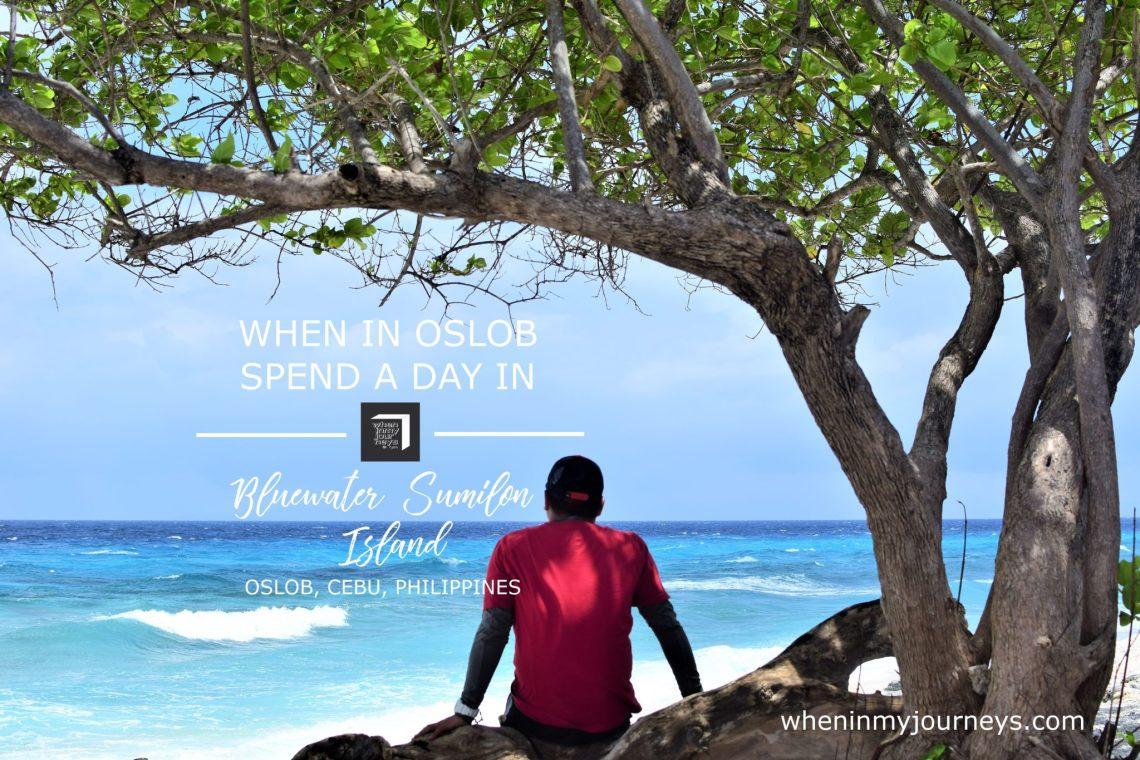 Cebu: When in Oslob, Spend A Day in Bluewater Sumilon Island