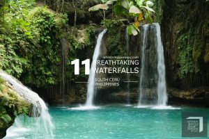 Cebu 11 Breathtaking Waterfalls of South Cebu - Kawasan Falls