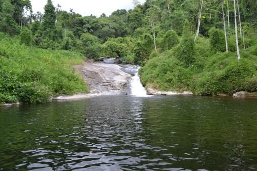 O que fazer em Paraty - Cachoeira da Graúna
