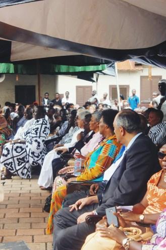 African delegates