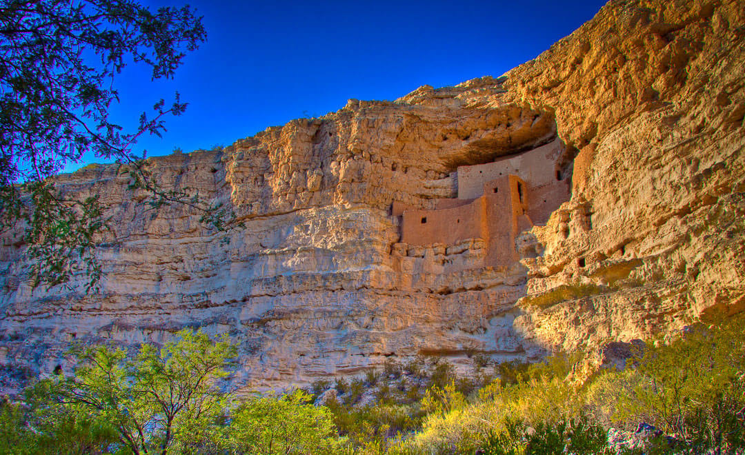 Image result for MONTEZUMA CASTLE