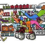 Grocery Shopping for Busy Moms