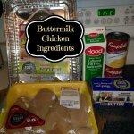 Buttermilk Chicken Recipe