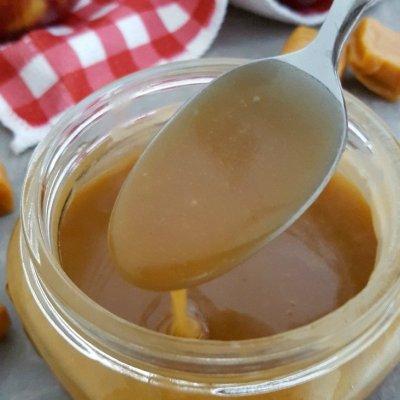 6-Minute Small Batch Salted Caramel Sauce