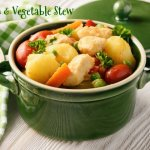 One Pot Chicken and Vegetable Stew