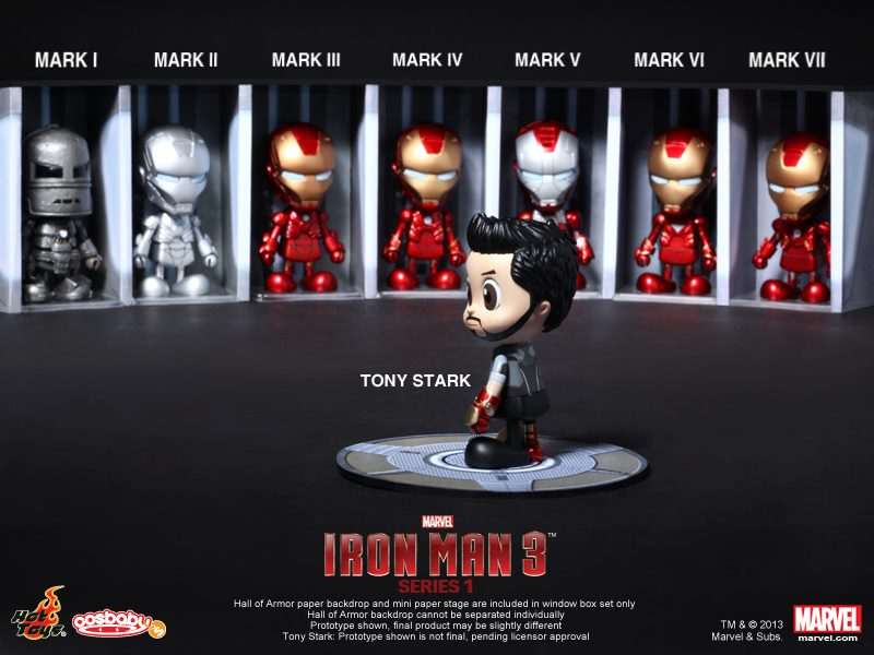 iron man 3 cosbaby 1