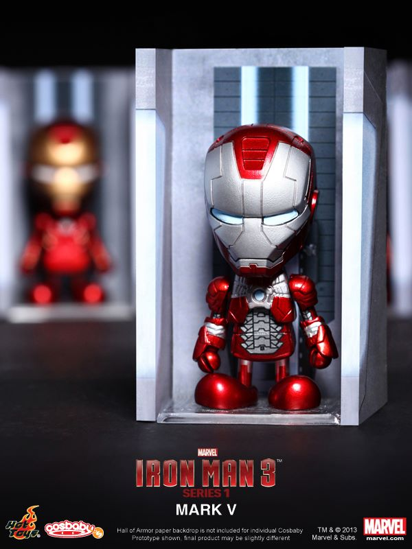 iron man 3 cosbaby 7