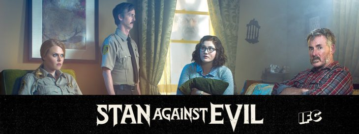 Image result for stan against evil