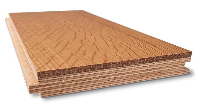 Cheap Engineered Oak Wooden Flooring
