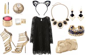 The Black Lace Dress
