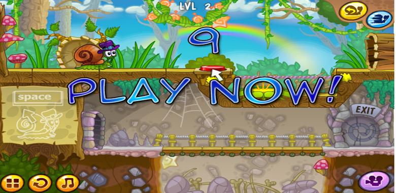 Snail Bob Game Review