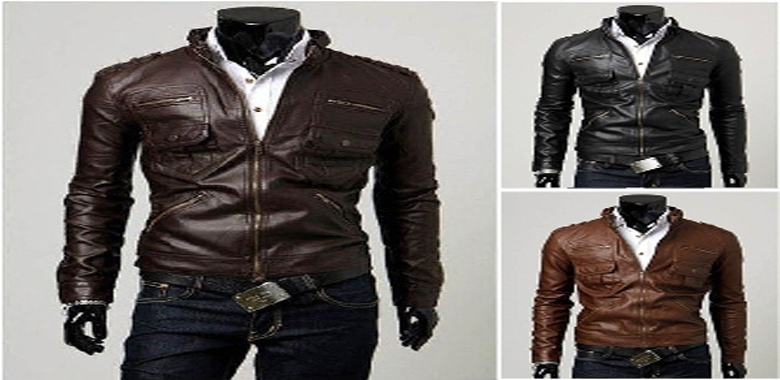 Bomber jackets for men