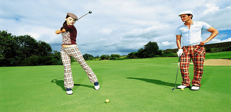 The Perfect Golf Aid For Improving Your Swing