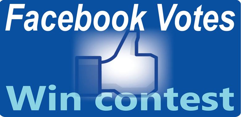 facebook contest votes