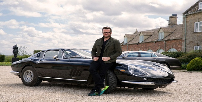 Car Collector Extraordinaire Bobby Price Relives History of the Ford Squire