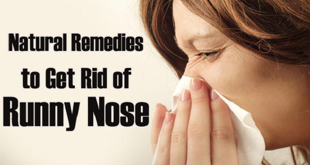 Natural-Remedies-for-Runny-Nose