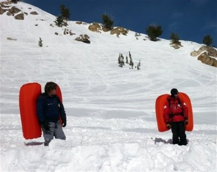 Avalanche Air Bags