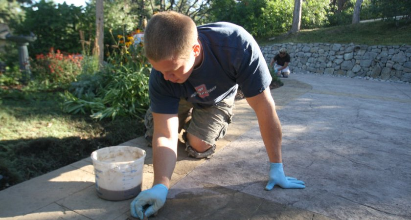 How to become a master concrete finisher