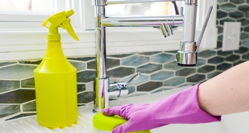 Tips for Sparkling and Clean home