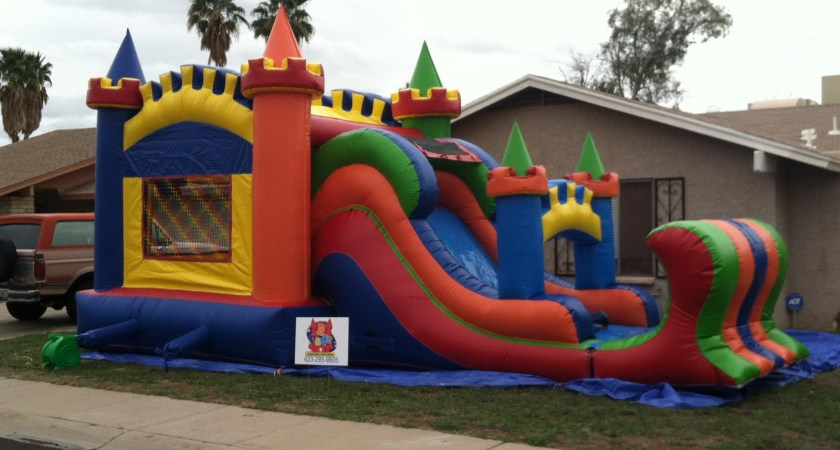 Tips for starting a bounce house business