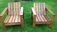 3 DIY Woodworking Projects for Garden Furniture