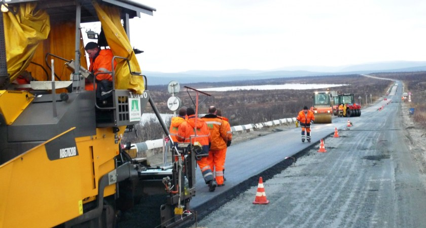 Local Governments Reduce Spending on Highways by 5% | Road Maintenance