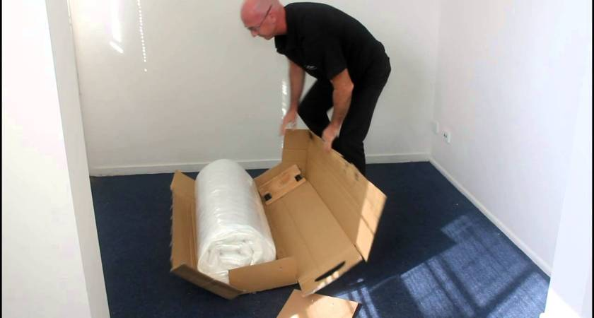 The Mattress In The Box: Choose, Get It And Enjoy