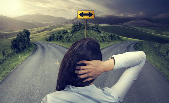 Four Top Tips for Overcoming a Crossroads in your Life