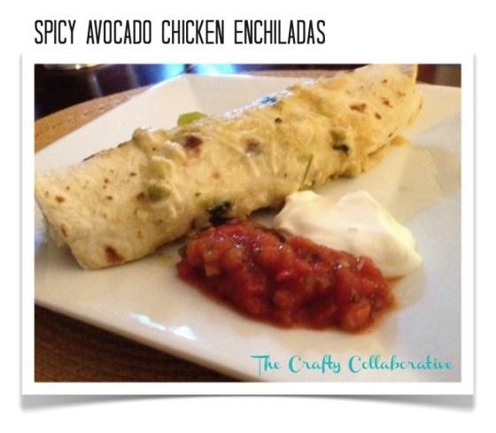 Sheri-Enchiladas