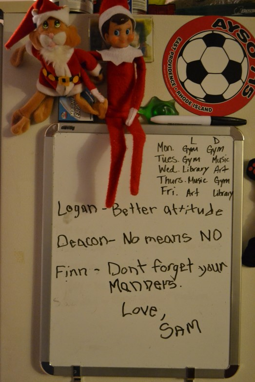 elf behavior