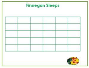 finn sleeps