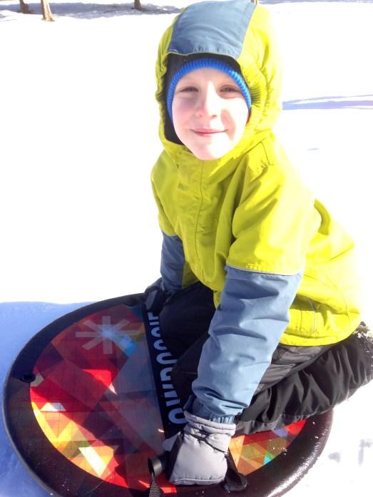 sled logan