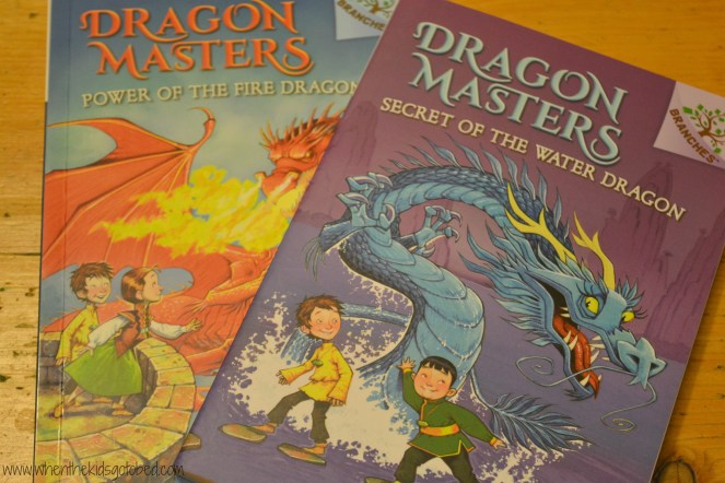 Dragon Masters by Tracey West