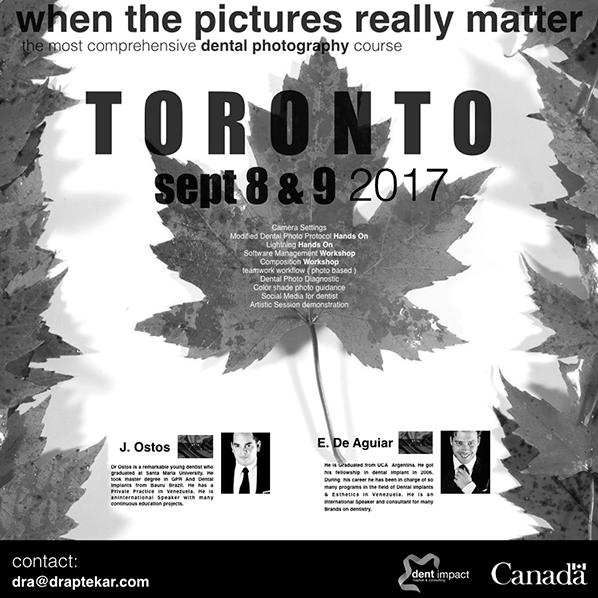 Curso Toronto