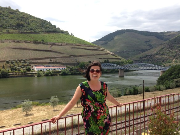 In the heart of the Douro Valley - this place makes you want to eat, sleep and breathe wine.